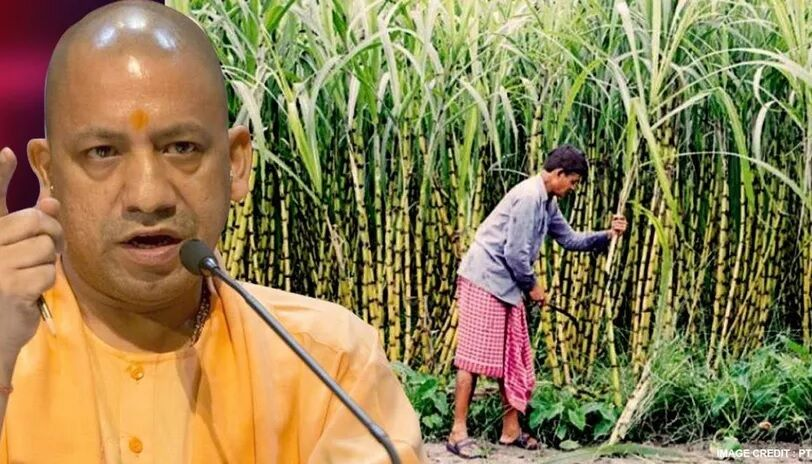 योगी सरकार ने गन्ना किसानों को किया शत प्रतिशत भुगतान