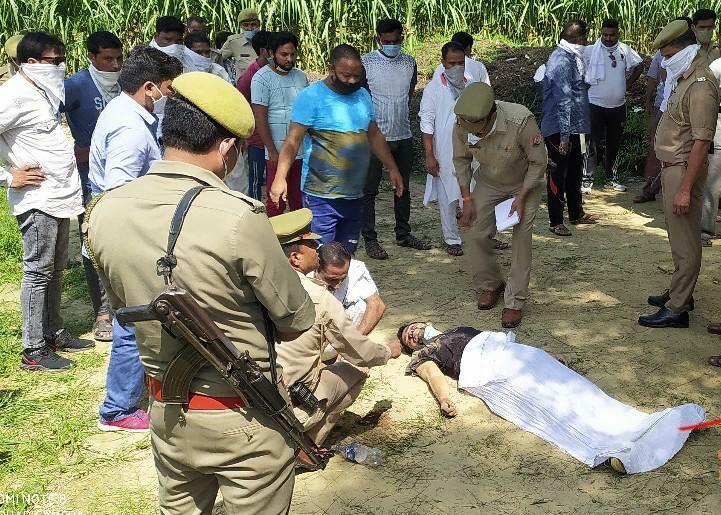 मुजफ्फरनगर में गैंगवार!-दिनदहाड़े युवक की हत्या से सनसनी