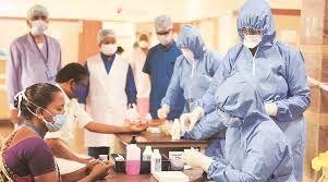 मुजफ्फरनगर में हर छठा व्यक्ति मिल रहा संक्रमित-कलेक्ट्रेट में सिपाही सहित दो पाजिटिव