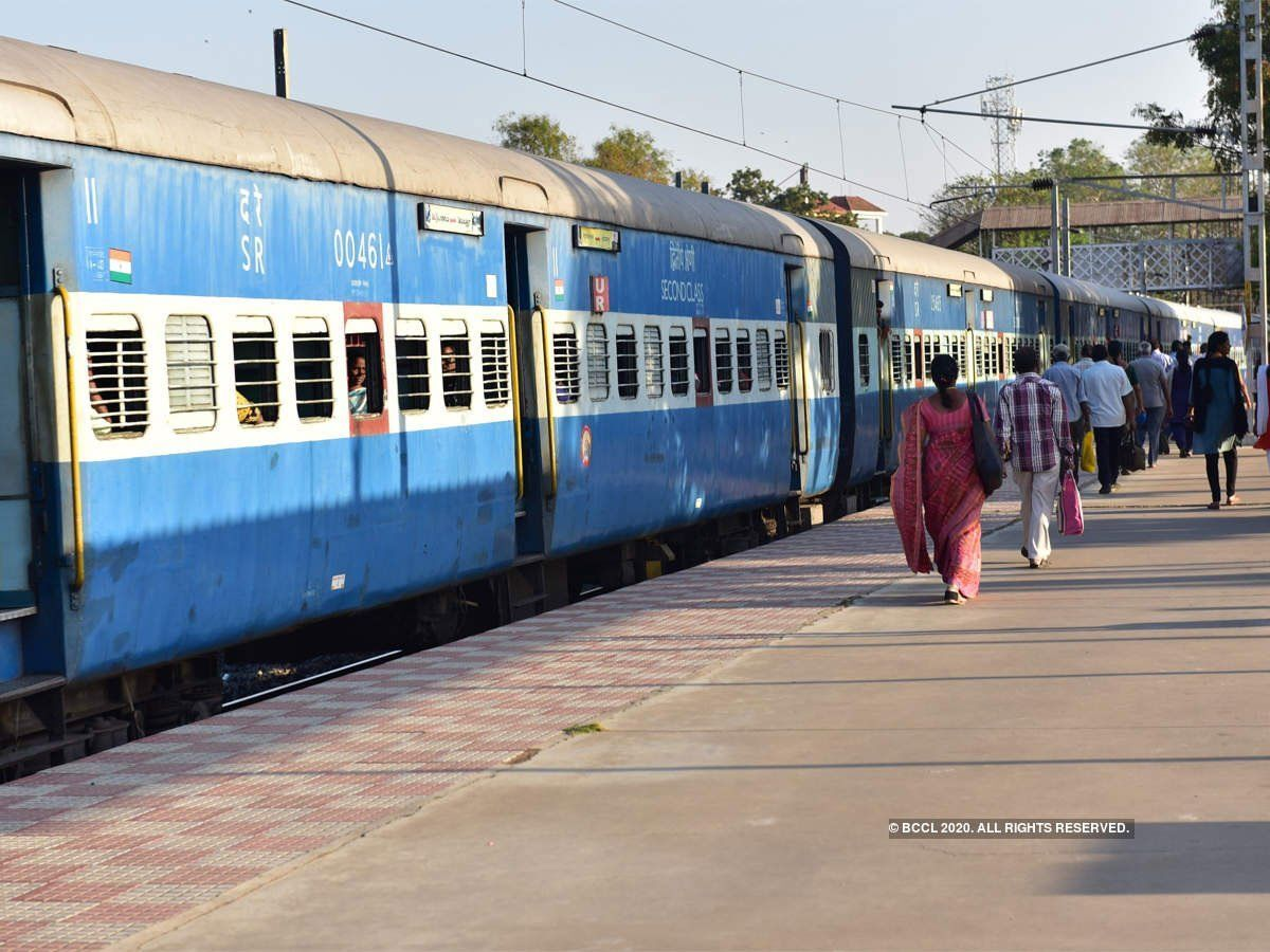 समय से न पहुंचे रेलवे स्टेशन तो टिकट हो जाएगा रद्द