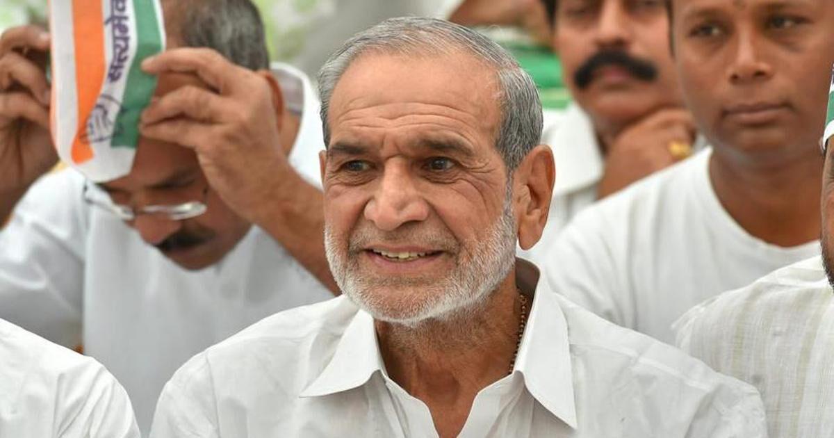1984 सिख विरोधी दंगे में  उम्र कैद की सजा काट रहे सज्जन कुमार को नहीं दी अंतरिम जमानत