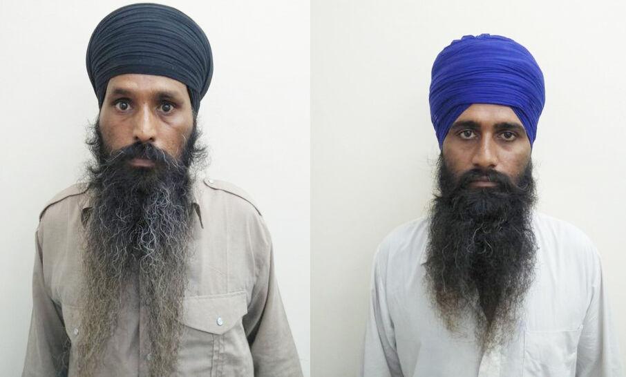 दिल्ली में दो आतंकी गिरफ्तार, हथियारों का जखीरा बरामद
