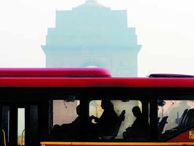दिल्ली को प्रदूषण से बचाएंगी हाइड्रोजन चालित बसें