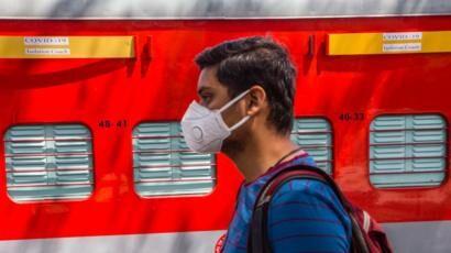 देश में अभी नियमित यात्री ट्रेन सेवाएं रहेंगी निलम्बित
